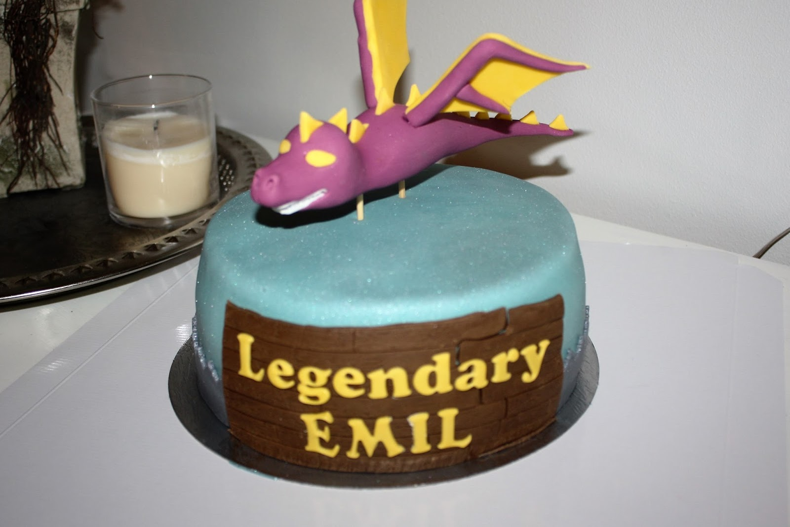 grattis emil Nilla's Handicraft: Emils 10 års tårta grattis emil