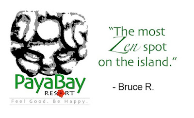 client feedback, quotes, paya bay resort, #payabay, #payabayresort, wellness, zen,
