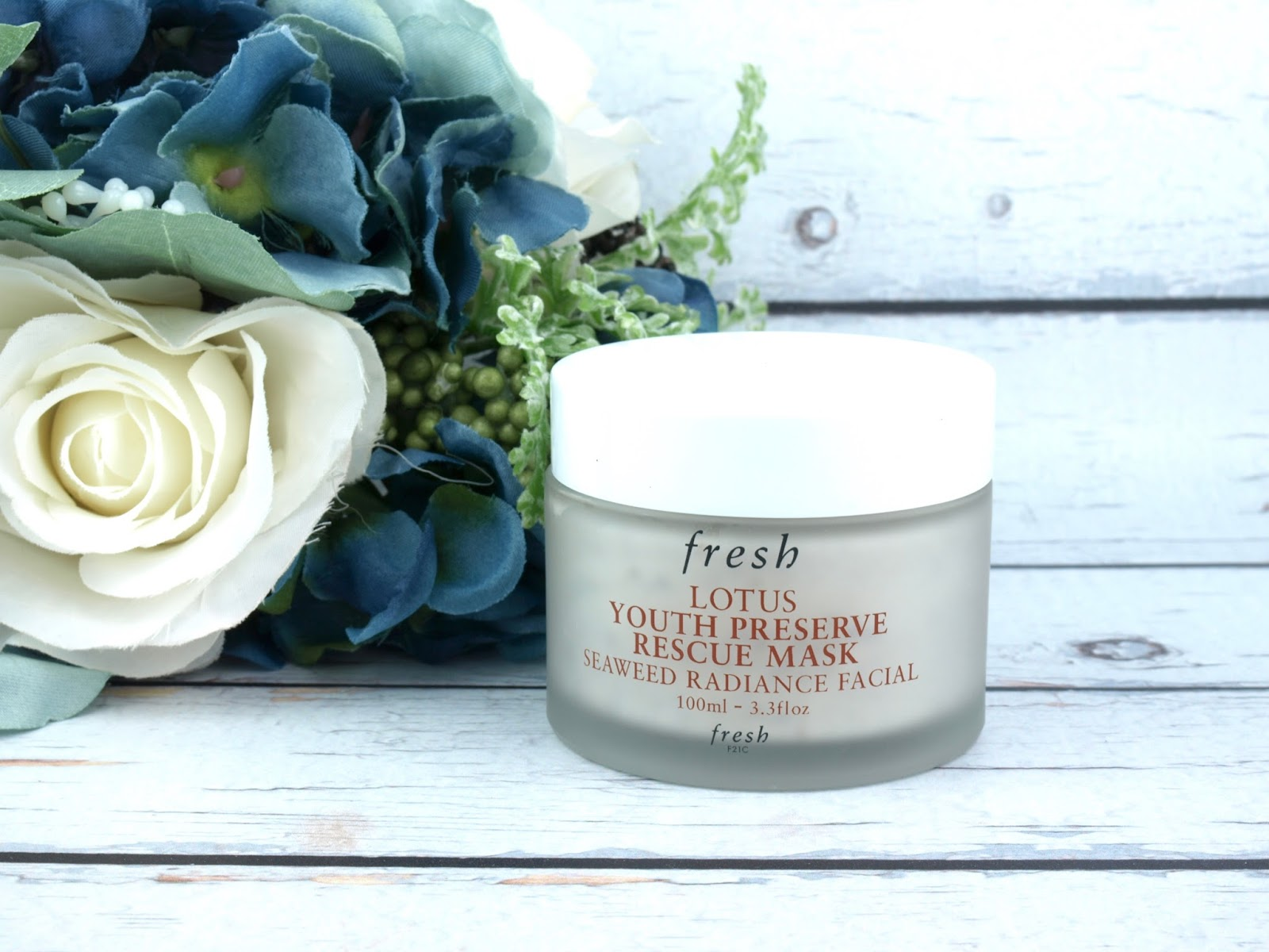 Fresh | Lotus Youth Preserve Rescue Mask: Review