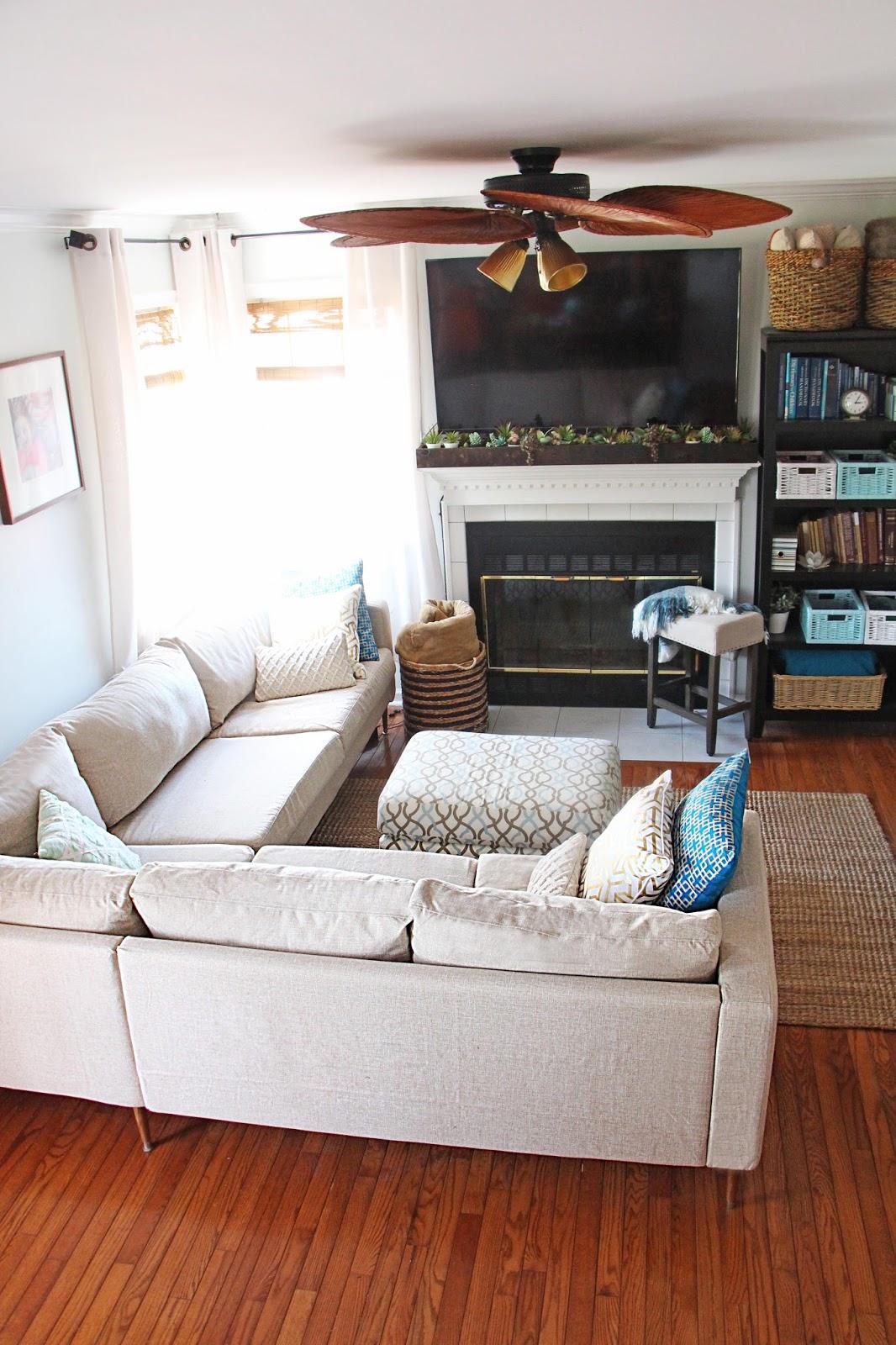 ekeskog sofa slipcover modern tufted bonded leather sleeper futon with nailhead white grosgrain finally affordable ikea slipcovers