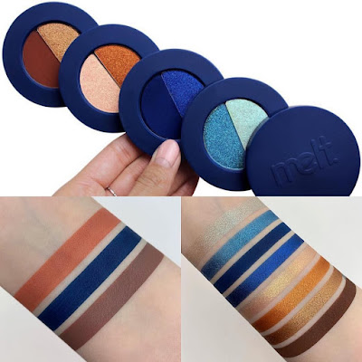 Melt Cosmetics Blue Print Stack