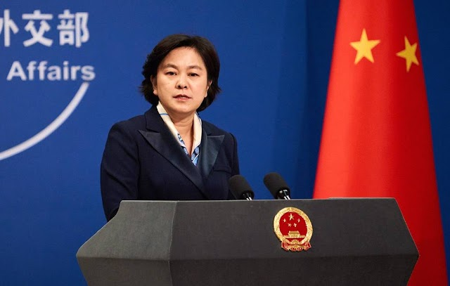 Chinese diplomat shares Russia's alarm over US research into biological weapons