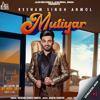 Mutiyar Resham Singh Anmol Song Lyrics Mp3 Audio & Video Downloa