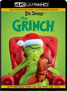 El Grinch (2018) BDRip x265 [4K HDR] Latino [Google Drive] Panchirulo
