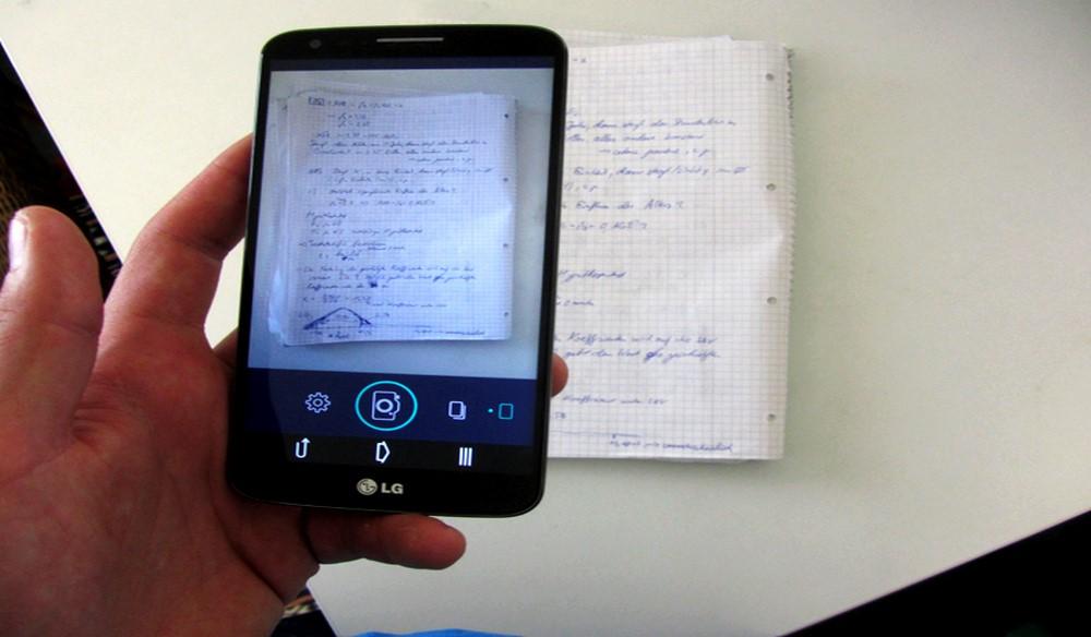 CamScanner Döküman Tarama ve Paylaşma Uygulaması