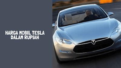 harga mobil listrik dalam rupiah