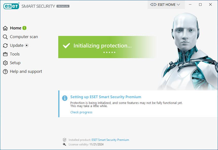 ESET Smart Security 15