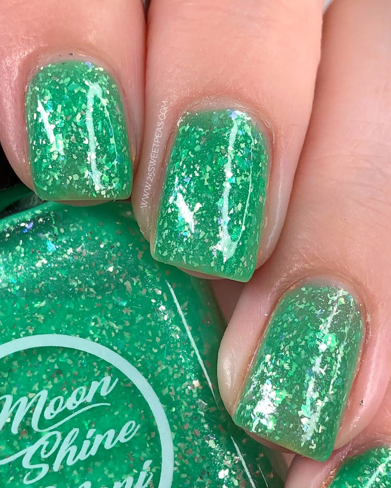 Moon Shine Mani Maui 25 Sweetpeas