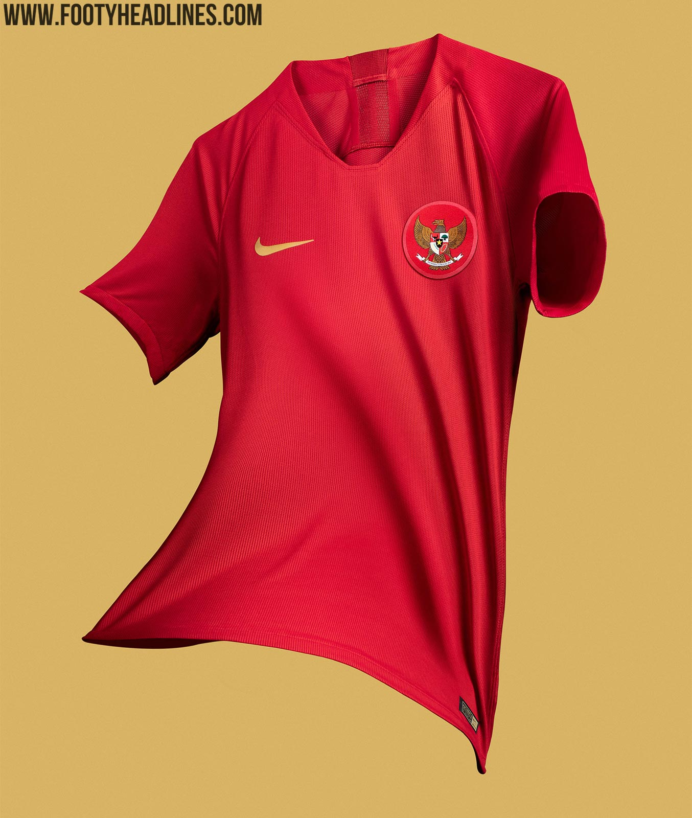 4a32ad453 Nike Indonesia 2018-19 Home   Away Kits Unveiled - Footy Headlines