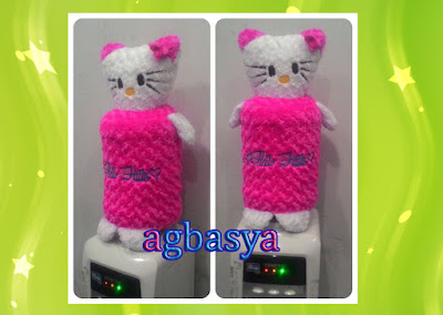 cover galon hellokitty