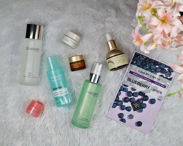 Night Skincare Routine With Avoskin