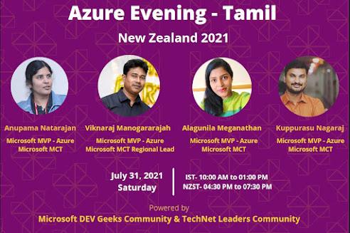 Azure Evening - New Zealand 2021