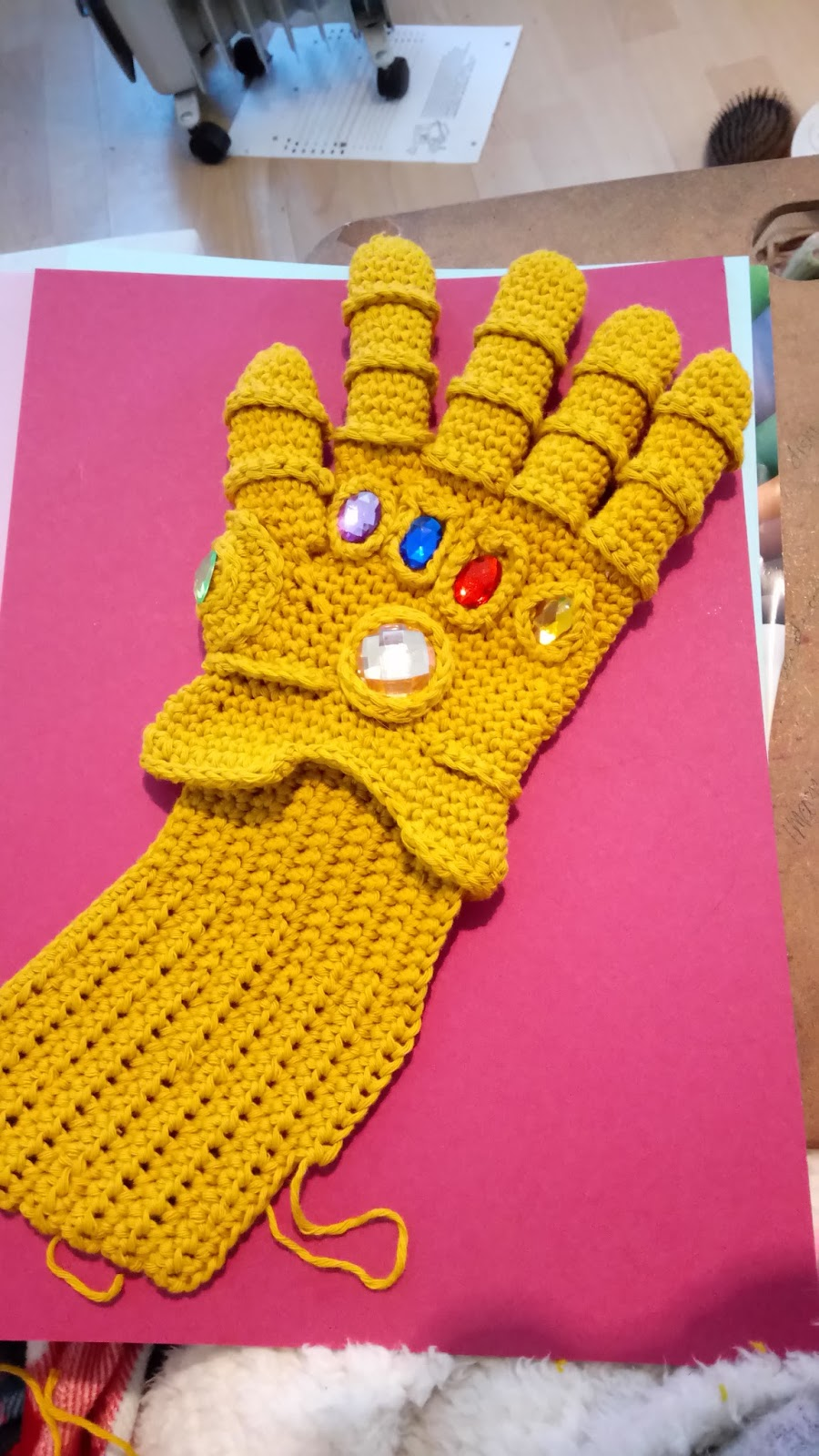 Thanos Crochet Pattern, Thanos Amigurumi Crochet Doll Pattern ... | 1600x900