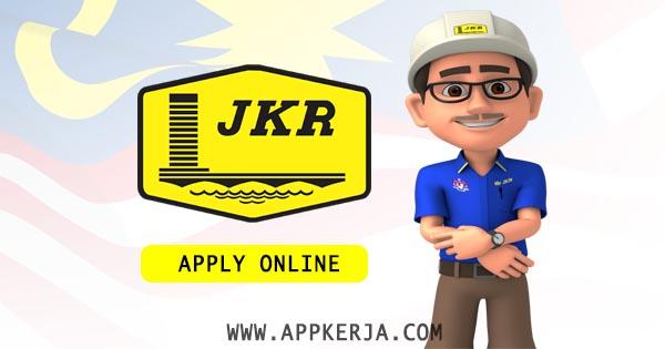 Jawatan Kosong Kerajaan di Jabatan Kerja Raya Malaysia (JKR)