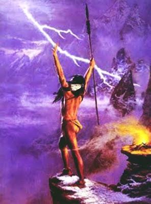 Diabo, Pan, Deus Pan, Fauno, Deus dos Bosques, Deus Cornífero, Mitologia, História, Tupan, Tupã