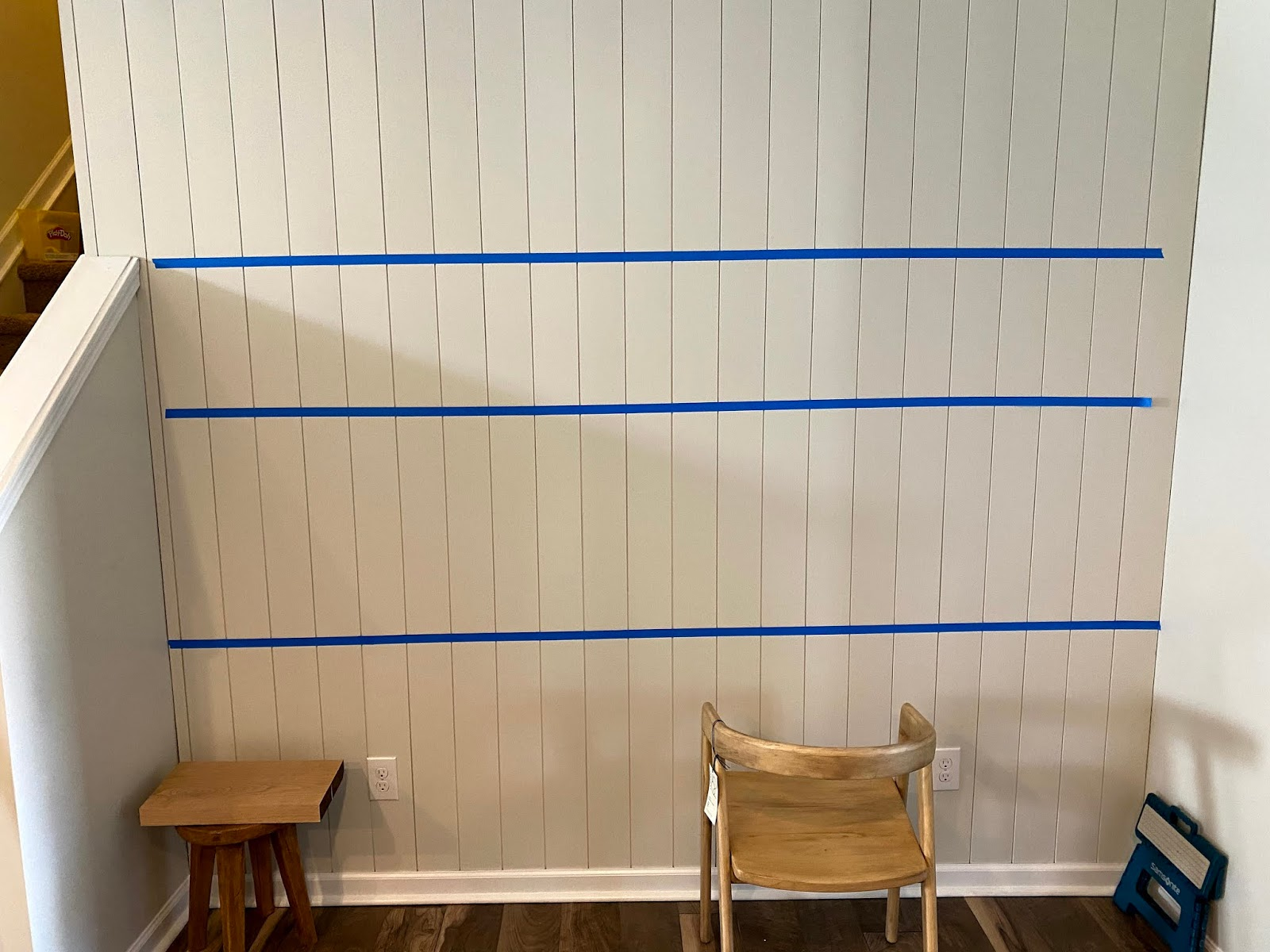 Shelves Brackets And My Secret Weapon For Shelf Styling One Room Challenge Week 3 Pretty Real