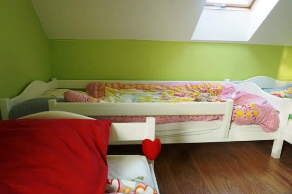 Jeden Pokój Dla Trójki Dzieci Budująca Mama Blog