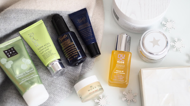 Winter skin care staples