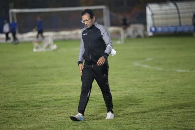 أحمد سامى يضم 20 لاعبا استعدادا لمواجهة الإنتاج الحربى بالإسكندرية