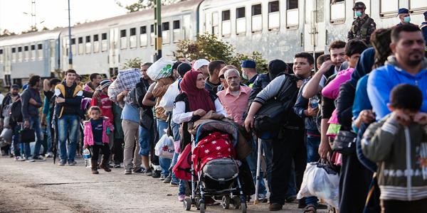 Ελλάς: Το αποθετήριο των λαθρομεταναστών