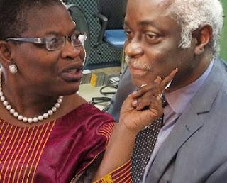 Ezekwesili, Sagay, Aribisala Clash At UNILAG; You'll Shocked Why