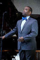Lawrence Brownlee at Rosenblatt Recitals at Wigmore Hall (c) Will White