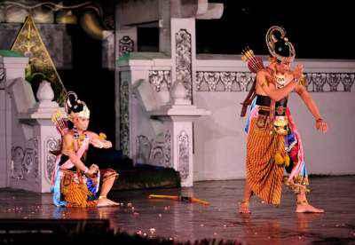 Rama at Ramayana Ballet