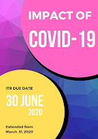 Special tax benefit for Coronavirus