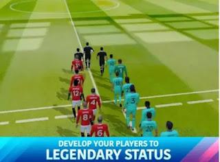 dream league soccer games sepakbola terbaik