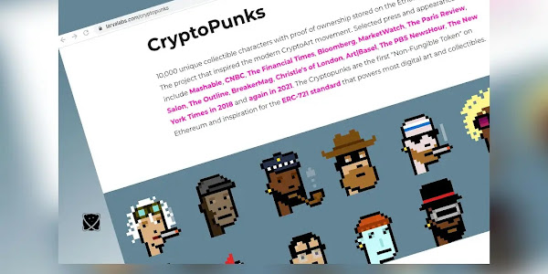 CryptoPunks Becomes Second Ethereum-Based NFT Project