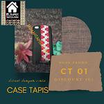 Case hp tapis