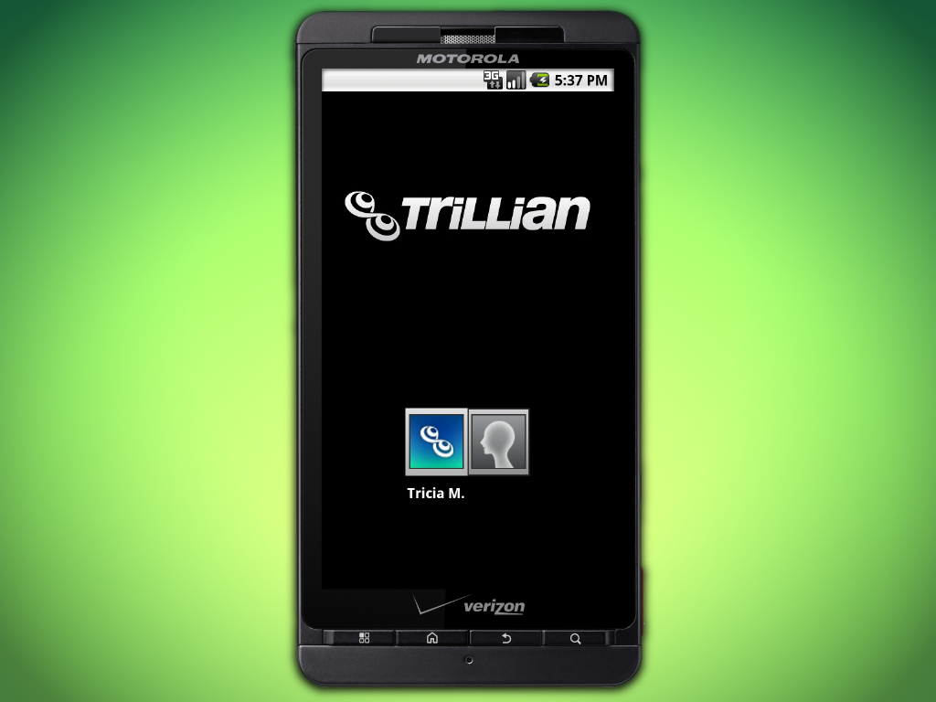 trillian portable