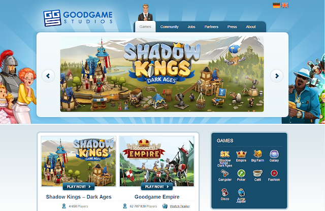 Top 10 websites To play online-games with a High-quality for 2014 !