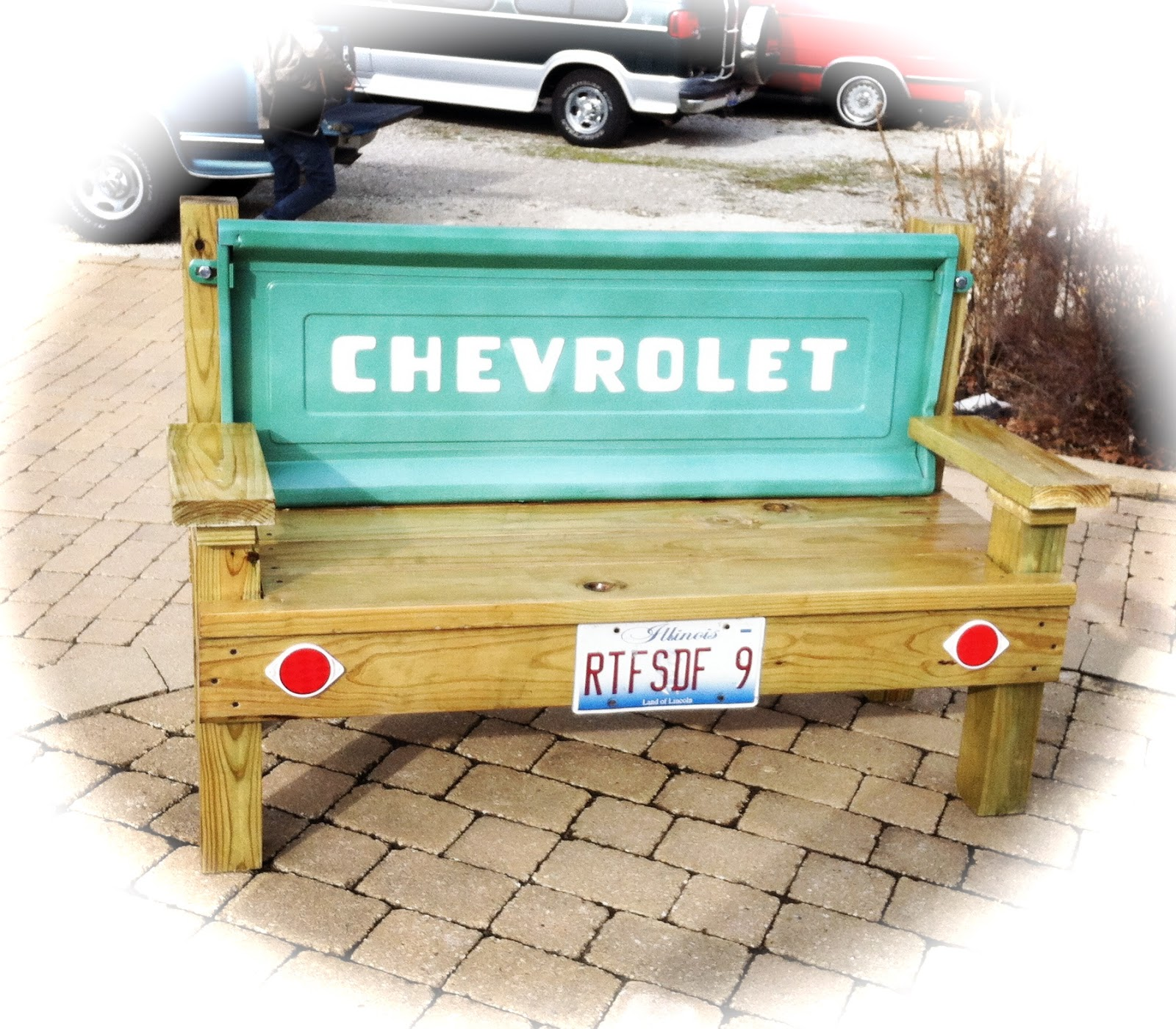 Tell A Diy Tailgate Bench Plans