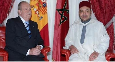 برقية أمريكية..الملك الإسباني خوان كارلوس بحث تسليم سبتة ومليلية المحتلتين إلى المغرب