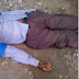Photos of Trailer crushes man to death in Lagos