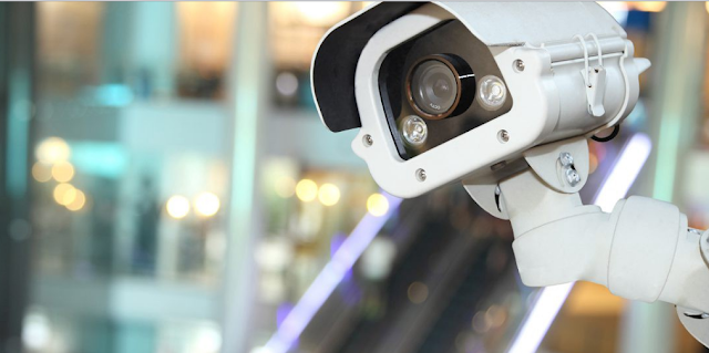 kamera cctv biometric security system
