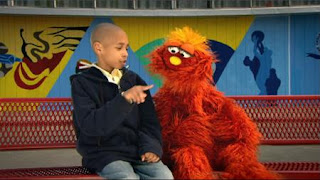 Murray What's the Word on the Street Curly, Sesame Street Episode 4413 Big Bird's Nest Sale season 44