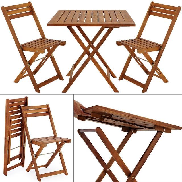 table pliable à manger, Table d'appoint en bois pliable, design originale et pas cher : Les tendances 2018