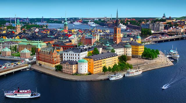 Curiozitati despre Suedia