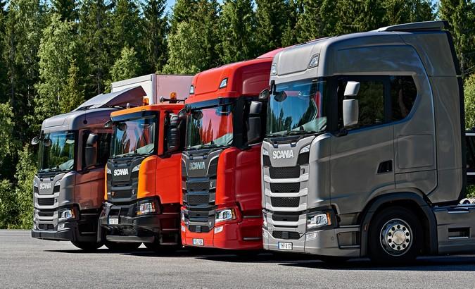 Scania registra crescimento de vendas e lucro recorde em 2019