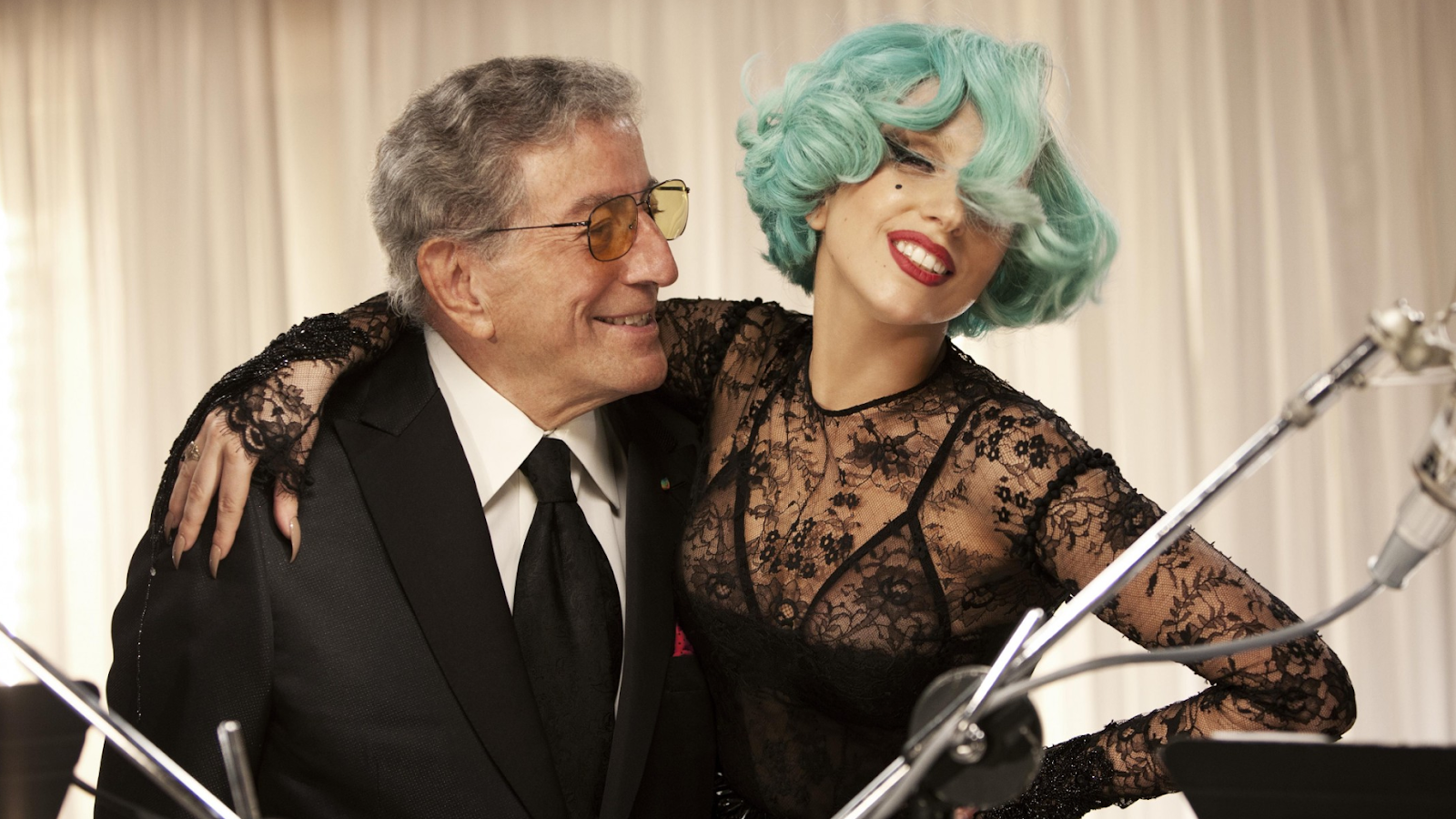 """A parceria da cantora com o músico de jazz foi crucial para os passos seguintes de sua carreira, incluindo o álbum """"Joanne""""."""