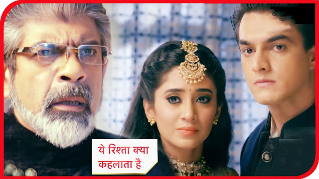 Finally Kartik and Naira successful The End of Puru in Yeh Rishta Kya Kehlata Hai: