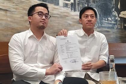 Pendiri Kaskus Laporkan Relawan Jokowi Jack Lapian ke Mabes Polri