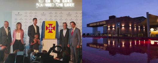 Pestana Cr7 Hotel, Milik Cristiano Ronaldo Diresmikan