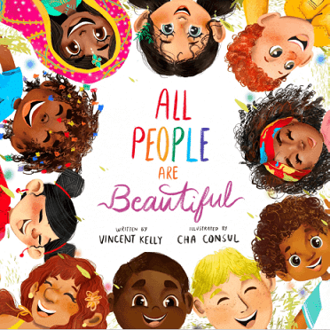 All People Are Beautiful by Vincent Kelly