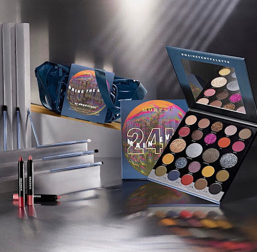 Morphe x MMMMitchel & Daisy Maskell Main Event Collection