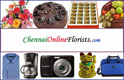 Send Flowers and Gifts to Chennai Online
