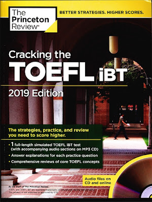 Cracking the TOEFL iBT with Audio CD - 2019 Edition