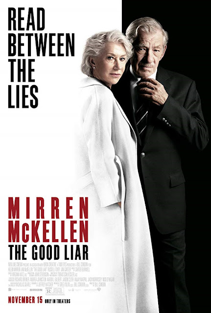 Sinopsis Film The Good Liar (2019) - Helen Mirren, Ian McKellen
